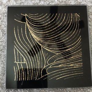 New American Atelier Glass Coasters/Pillar Holders